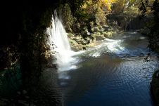 Free Duden Waterfall Stock Images - 28499514