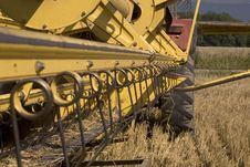 Free Combine Harvester Stock Images - 2850964