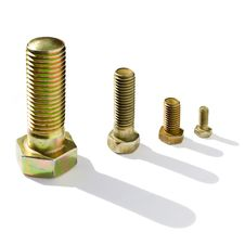 Free Bolts Stock Image - 2851451
