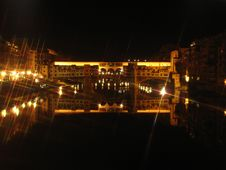 Free Bridge Of Florence Stock Images - 2851784