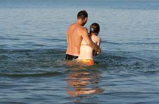 Free Happy Couple Stock Photo - 2851850