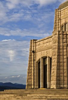 Free Vista House Royalty Free Stock Photos - 2851908