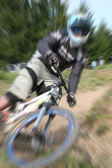Free Mountain Bike Zoom 14 Stock Photos - 2852033