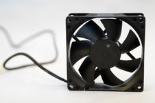Free Computer Fan Royalty Free Stock Image - 2852346