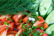 Free Vegetables Royalty Free Stock Photo - 2852835