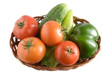 Free Vegetables Royalty Free Stock Photography - 2852887