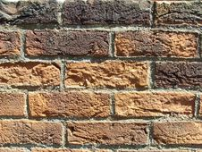 Free Brick Wall 50 Royalty Free Stock Image - 2853106