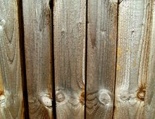 Free Close Up Of Wooden Fence 12 Royalty Free Stock Photos - 2853218