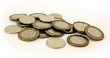 Jubilee Russian Coins(Gagarin) Stock Photography