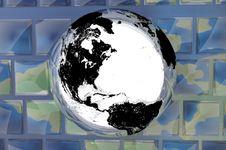 Digital World Stock Photos