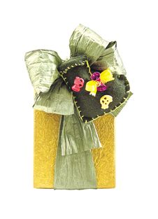 Free Gift-21 Stock Image - 2854341