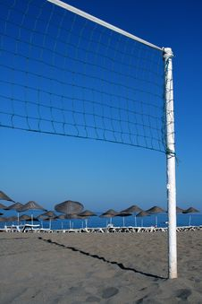 Free Volleyball Net Stock Photos - 2854643