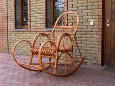 Free Rocking Chair Stock Photography - 2854762