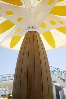 Free Sunshade Stock Photo - 2855820