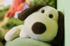 Free Soft Dog Toy Stock Photos - 2856003