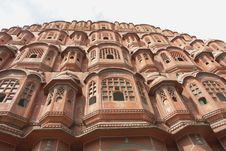 Free Palace Of Winds In Jaipur Royalty Free Stock Photo - 2856295