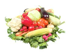 Free Vegetables Royalty Free Stock Photos - 2856398