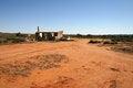 Free Abandoned Homestead Australian Outback Stock Image - 28501581