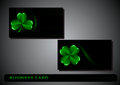 Free Business Card St. Patricks Day Stock Photography - 28501982