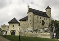 Free Entrance To The Castle Stock Images - 28504114