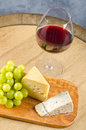 Free Wine And Cheese 6 Royalty Free Stock Photography - 28505147