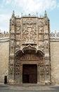 Free San Gregorio School, Valladolid Royalty Free Stock Photography - 28505577