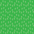 Free Vector Seamless Pattern, Little Flowers On Green Royalty Free Stock Images - 28506959