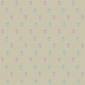 Free Vector Seamless Pattern, Little Blue Flowers Royalty Free Stock Photo - 28506975