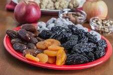 Free Different Dried Fruits Stock Images - 28502324