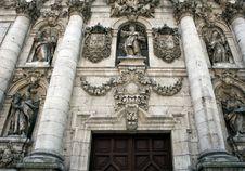 Free Facade Of University In Valladolid, Gorizont Royalty Free Stock Photos - 28505098
