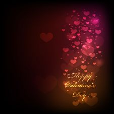 Free Happy Valentines Day. Stock Image - 28508221