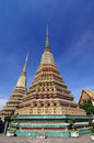 Free Thai Architecture In Wat Pho Royalty Free Stock Photography - 28516907