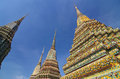 Free Thai Architecture In Wat Pho Stock Photos - 28517043