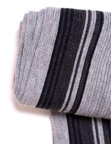 Free Black And Grey Scarf Stock Photos - 28511103