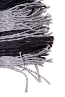 Free Black And-grey Scarf Royalty Free Stock Photography - 28511157
