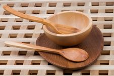 Free Wood Kitchen Utensil Royalty Free Stock Photo - 28511655
