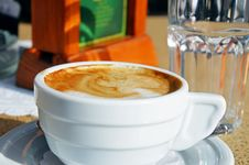 Free Coffe Stock Photography - 28519632