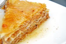 Free Baklava Stock Photos - 28519653