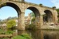Free Railway Bridge At Knaresborough Stock Images - 28520124
