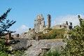 Free Corfe Castle, Dorset Royalty Free Stock Photos - 28520498
