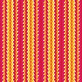 Free Seamless Modern Pattern Triangles And Stripes Royalty Free Stock Image - 28522816