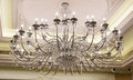 Free Crystal Chandelier Stock Photography - 28526542