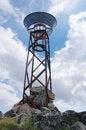 Free Ombrometer On The Peak In Rila Mountain, Bulgaria Stock Image - 28527431