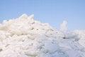 Free Cracked Ice On Lake Royalty Free Stock Images - 28529539