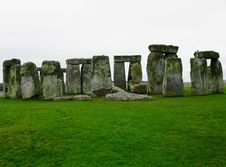 Free Stonehenge Stock Image - 28520441