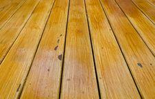 Plank Wood Floor Pattern Royalty Free Stock Image