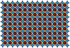 Free Elegant Red Blue Background Stock Image - 28528401