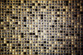 Free Unusual Speckled Mosaic Wall Stock Images - 28530644