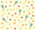 Free Fruit Pattern Colour Stock Image - 28538421