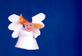 Free Paper Girl Angel Royalty Free Stock Photography - 28539207